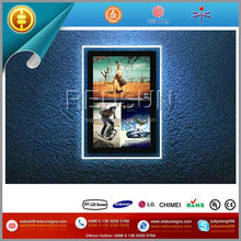Roof mounting Interactive lcd promotional display monitor
