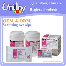 OEM Individual Antibacterial Wipes,Facial wet wipes,Manufacture