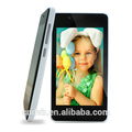 De doble núcleo android smartphone 4 1.2 pulgadas android ghz 4.2 dual de la tarjeta sim desbloqueado teléfono móvil