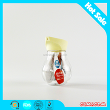 plastic spice jar oil and vinegar sprayer plastic cruet set