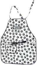 Bbq Apron Tote Chef Hat W/ 3 Piece Bbq Tool Set
