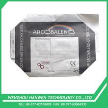 5 kg petite mélange sec concrete mix emballage papier kraft sac à valve
