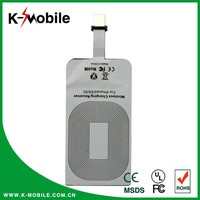 Wireless charger reciever universal Mico USB wireless charging receiver for Samsung S3 S4 S5 S6 for iphone 4 4s 5 5s 6 6+