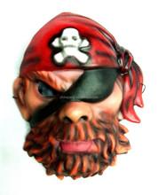 EVA halloween party pirate mask