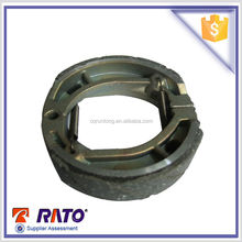 100cc Top quality motorcycle parts,motorcycle brake shoe 130mm