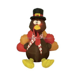 6 Foot Thanksgiving Inflatable Turkey
