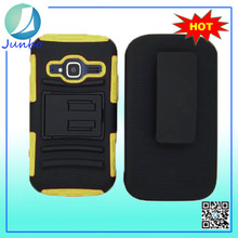 High quality sillion plastic belt clip cell phone holder case for ZTE