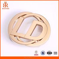 Belt buckle blanks wholesale men custom logo belt buckle metal slide buckles for men