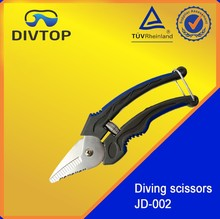 underwater Heavy duty scissors
