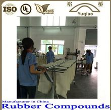 World-Grade Rubber Compound Unvulcanized viton rubber compound