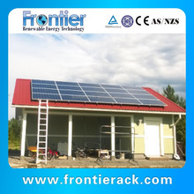 Frontier Solar PV Mount Kits