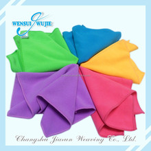 100%polyester car wash dry towel Microfiber towels car