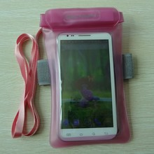 2015 New Design IPX7 Colorful Diving PVC Waterproof Case For Ipad Mini