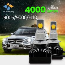 headlight for honda civic automobile car led lighting 5000 lumen led bulb light