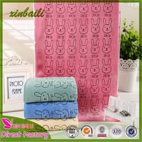 Alibaba Wholesale High Quality Custom Digital Printed Microfiber Towel Fabric