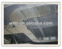 basement air ventilation system