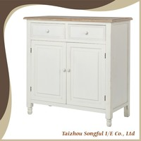 Paulownia MDF Bedroom Furniture wooden dresser, wooden drawers cabinet, wooden chest of drawers