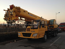 Truck Crane QY20B.5 adopting mature jib technique