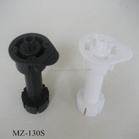 100mm plastic kitchen cabinet adjustable legs(MZ-130S)