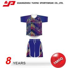 Excellent Quality Eco-Friendly New Design Youth Football Uniforms/ Cheap Football Uniform/ C