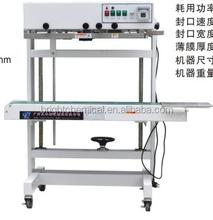 plastic film/ laminated film automatic sealer making machines