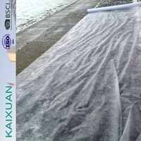 [Manufacturer] Chinese pp non-woven agriculture biodegradable mulch film supplied by manufacturer
