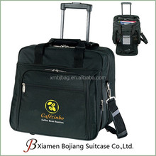 Fashion Hight Quality Trolley Computer Bag, Laptop Trolley Briefcase Wholesale