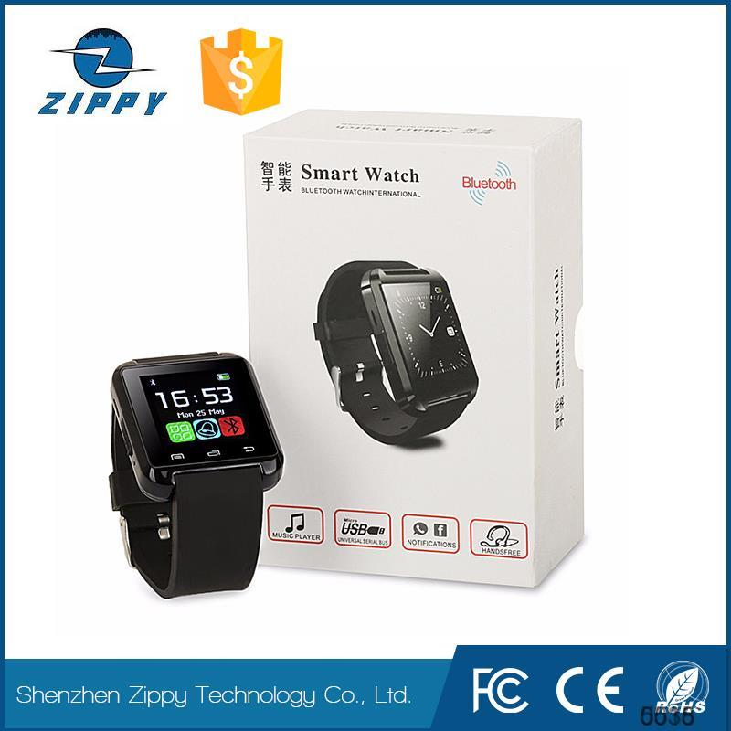 Usine prix de gros tactile ione montre smart watch