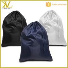 Big capacity Polyester Nylon Drawstring Laundry Bag