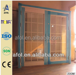 AFOL China alibaba american patio full lite french door