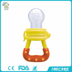IBECARE BPA free wholesale silicone food feeder baby