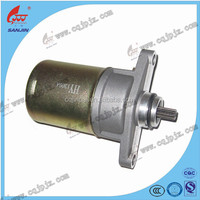 Chinese Motorcycle Parts Motorcycle Starter Motor For Motorcycle CG125 CG150 CG200