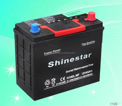 Manufacturer supply 12Volt 45 AH german vehicles made in china With Best Price