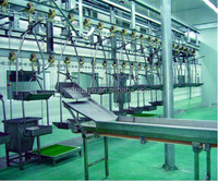 slaughterhouse equipment/high quality chicken slaughter line