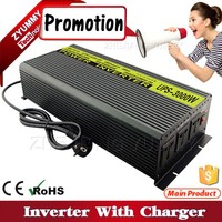 3000W Best Quality And Good Price DC to AC Power Inverter With UPS Automatic Charger