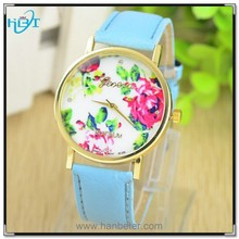 New arrival famous brand ladies fashion watches with international wrist watch brands