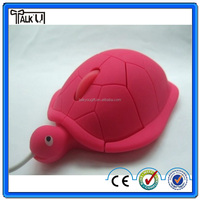 High quality mini cute animal turtle mouse computer mouse