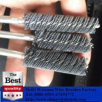 Industrial Pipe Cleaning Brushes for cleaning hydraulic valve
