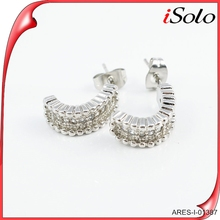 Fashion earring designs new model earrings wholesale chinese jewelry