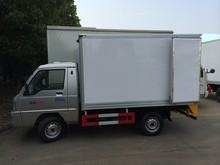 forland 1 ton fiberglass dry box van truck