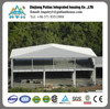 Prefabricated large span steel structure shopping mall