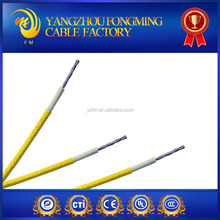 Silicone Insulated high temperature electric cable and wire with UL 3074