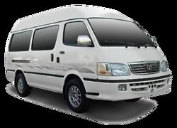 Powlion B10 15 Seats diesel mini-bus (Standard Roof, old face)