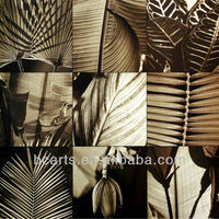 The Competitive Price Of Foliage painting class, home decoration choice