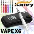 Marca cigarros x6 cigarro eletrônico ego tensão variável