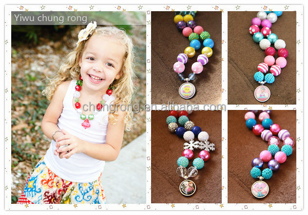 Beads Cute Cute Kids Beads Necklace