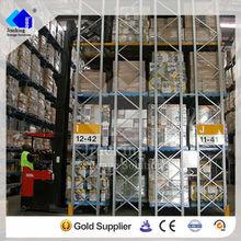 Nanjing Jracking mental Q235 power coating ISO9001 CE multi-layer adjustable pallet racking