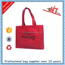 recycle long handle non woven cloth bags