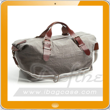 Military Men's Travel Cotton Canvas Duffle bag