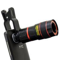 2015 new design Mobile Phone 8X Zoom Telescope Camera Lens